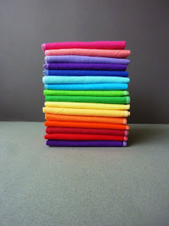 Reusable Cloth Napkins moocowmomma