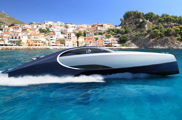 The Bugatti's $2.2 Million Super Yacht