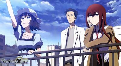 Steins;Gate BD Subtitle Indonesa Episode (01-24) + OVA