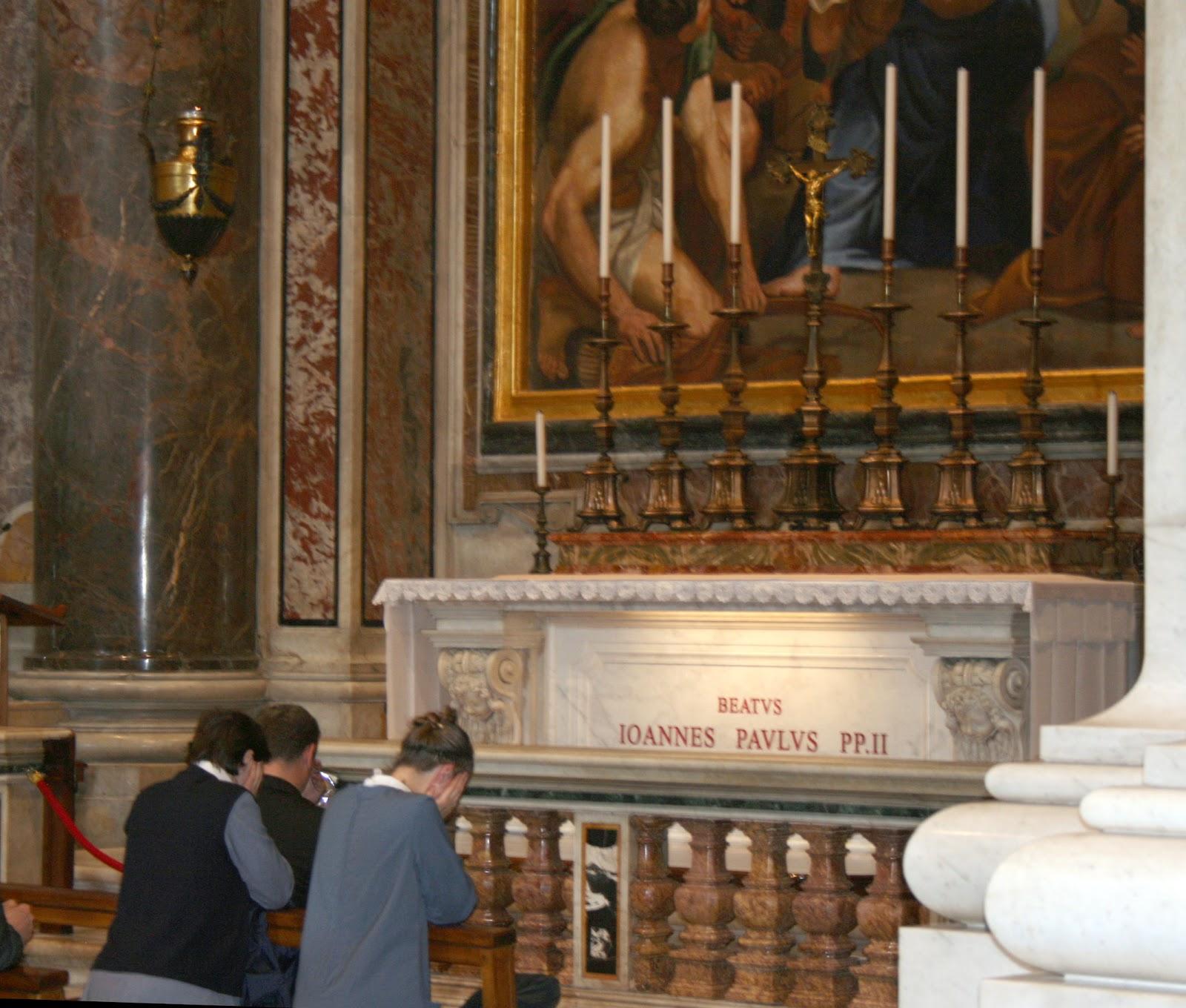 Cisnes Y Rosas: San Pedro Del Vaticano