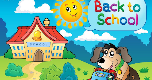 "Does My Dog Suffer From ""Back to School"" Anxiety? Yes.. He Does !"