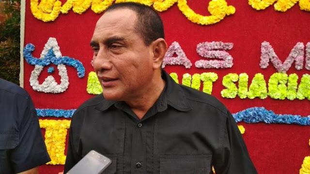 Jelang Debat Perdana Pilgub Sumut, Edy Rahmayadi Tidak Punya Persiapan Khusus