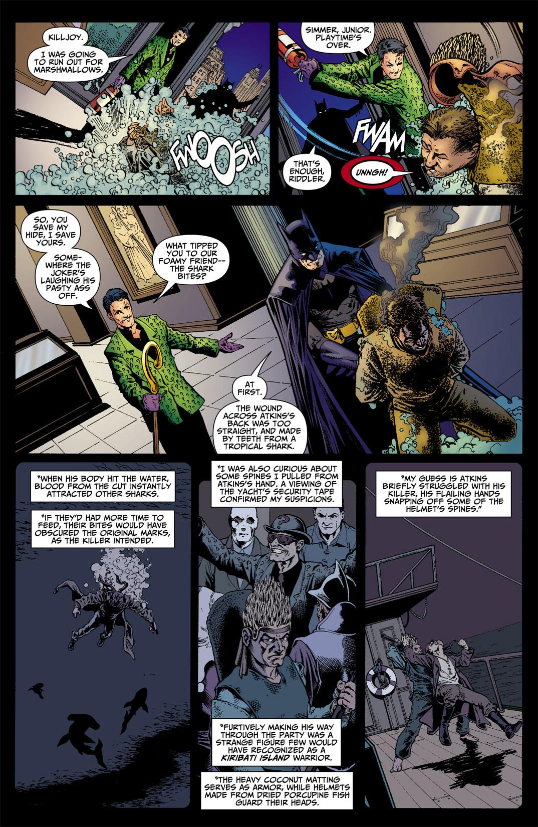 Detective Comics (1937) 828 Page 19