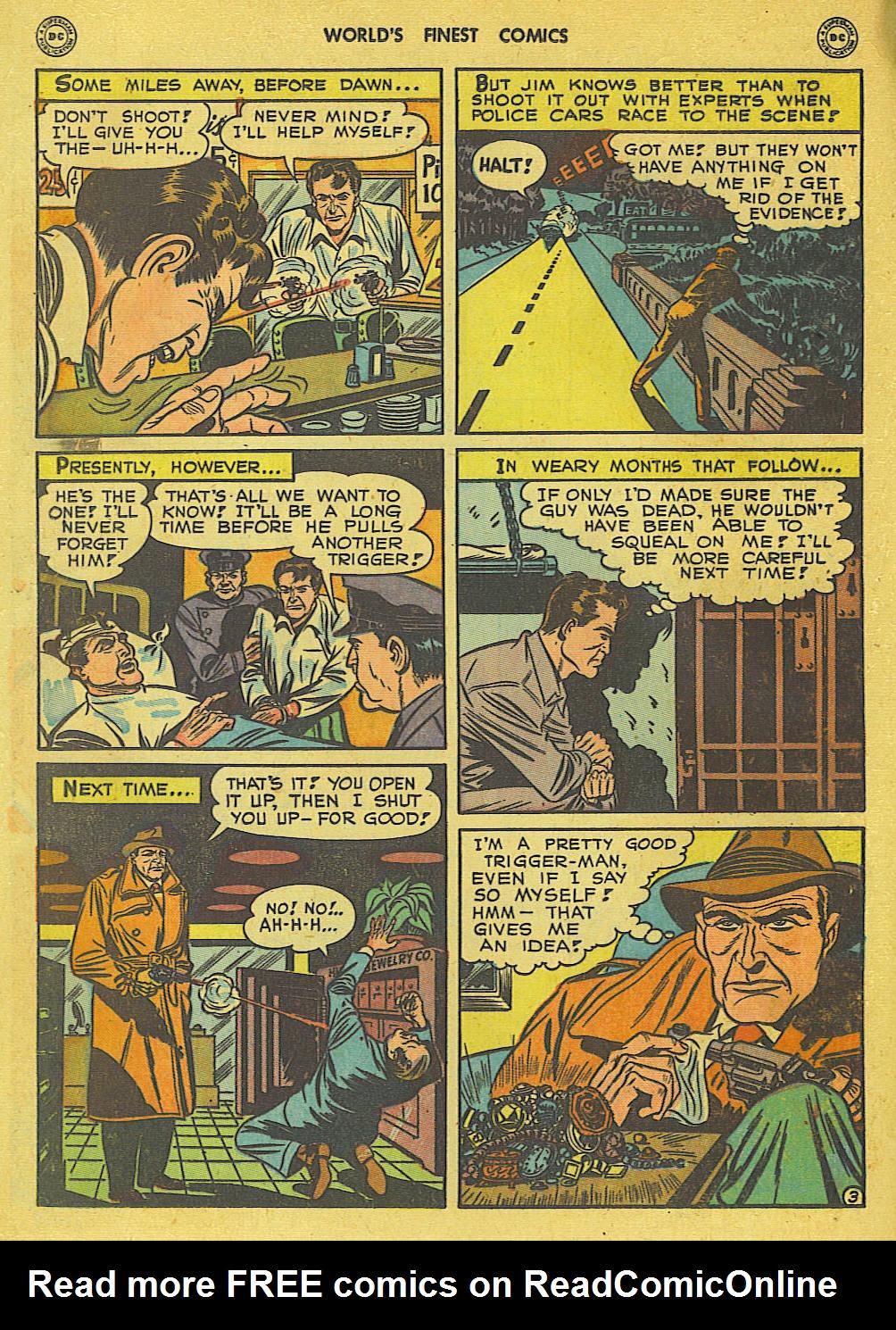 Read online World's Finest Comics comic -  Issue #34 - 64