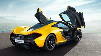 ¿Conoces estos autos con puertas de alas?