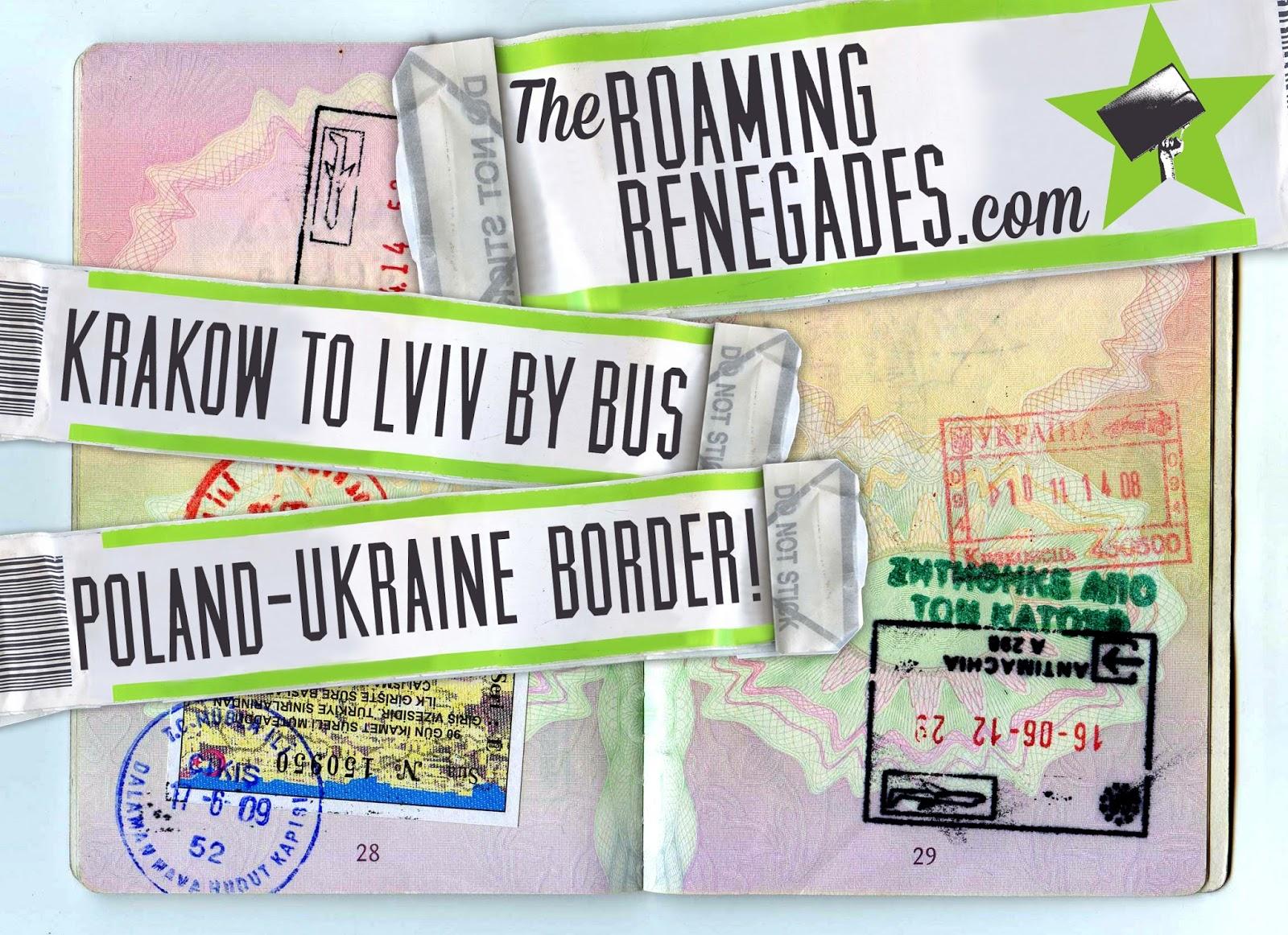 Krakow to Lviv by bus, by coach, overland travel, real travel, travelling, traveling, travel through europe, eastern europe, Poland, polish, Ukraine, Ukrainian, can I travel to Ukraine, bus, coach, train, how to, travel guide, travel advice, passport stamp, Ukrainian passport stamp, visa, do I need a visa for Ukraine, can I travel to Ukraine, Lviv bus station, Lviv town tall, visit Lviv, Visit Krakow, Krakow bus station, Lviv rural town, Ukraine rural town, Ukraine roads, travel experiences, Odessa, Kiev, Chernobyl.