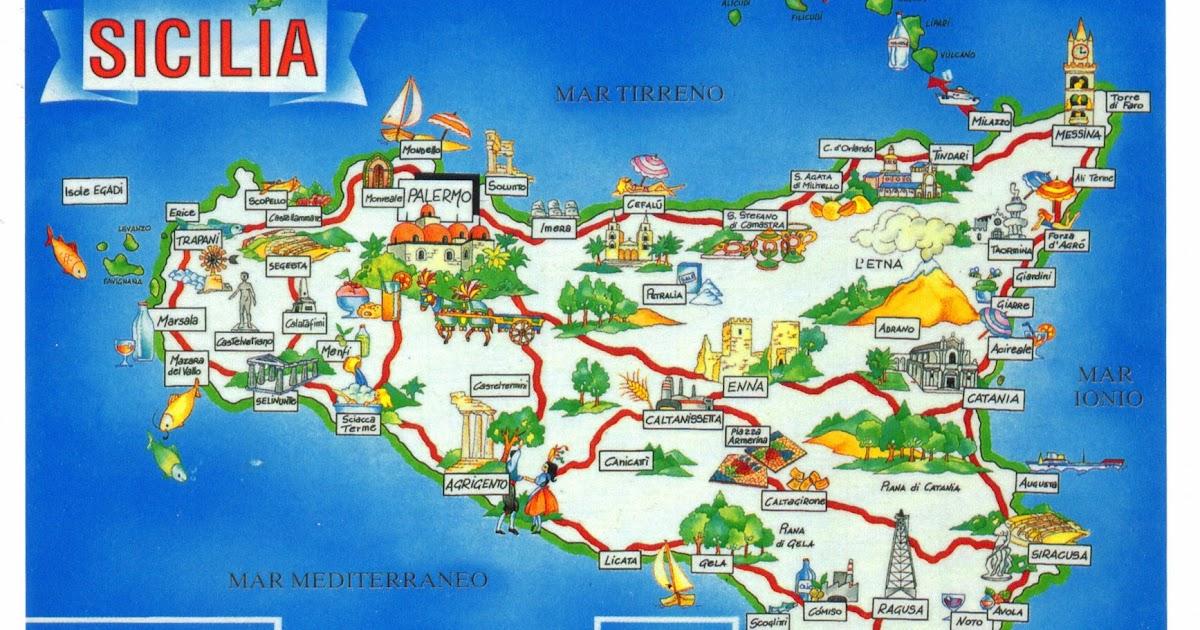 verbalone giurisprudenza catania italy map - photo#27