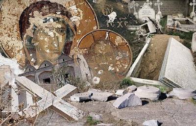 Καταστροφή στην κατεχόμενη Κύπρο - Εκκλησία της Κύπρου