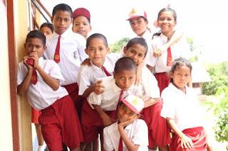 Pola Jajan Anak Sekolah Dasar