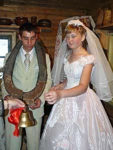 Hochzeitsbilder lustig - Braut und Bräutigam