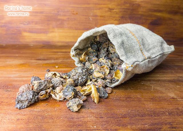 Мочалка Мыльные орехи: отзыв