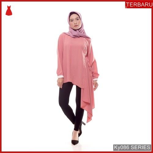 Ky086t53 Tasan Muslim Camilla Murah Tunic Bmgshop Terbaru