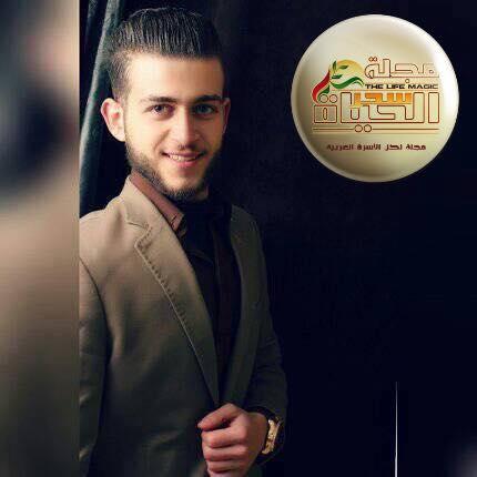 محمد حبيب  ل سحر الحياة ....قريبا في عدة أعمال فنية متنوعة