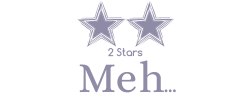 2 Stars Meh