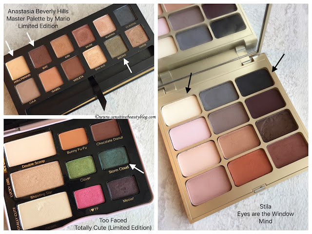 Shop my Stash for alternatives to the Nars Man Ray Glass Tears Palette