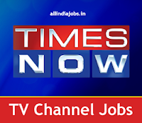 Times Now TV Jobs