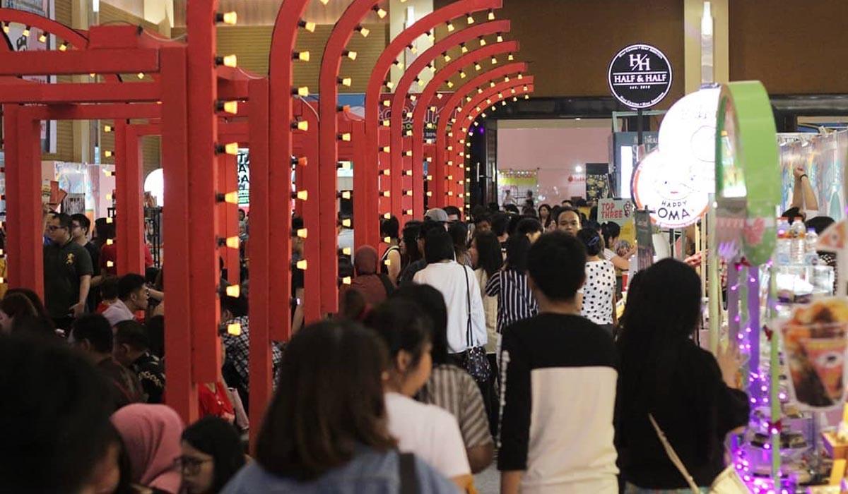 Kepo Market 2019 Galaxy Mall Surabaya