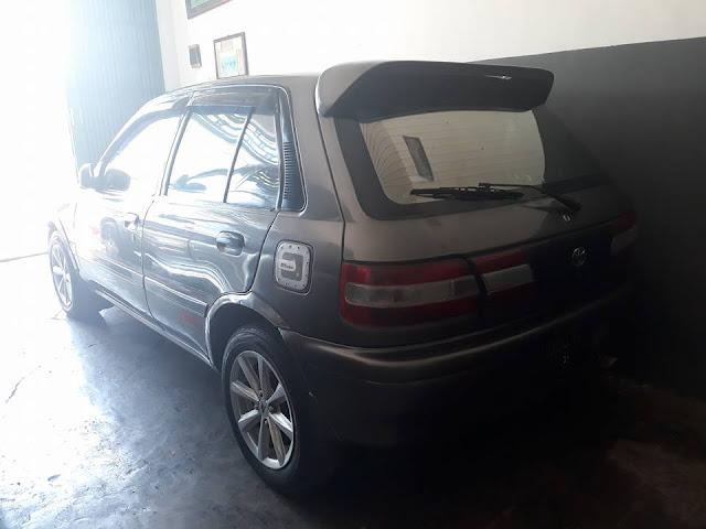 harga Toyota Starlet tahun 1994 bekas
