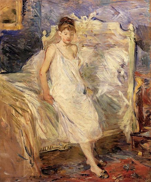 Berthe Morisot Les Grandes Dames De L'impressionnisme Tutt'art Pittura Scultura