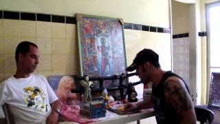 Entrevista Com Rodrigo Paula (Escritor de Tokusatsu no Brasil)