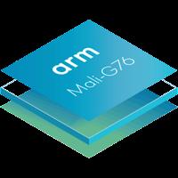 Mali G76 graphics Processor