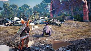 Permainan ini dalam pengembangan di Stockholm Review Game BioMutant, Game Action RPG Terbaru 2018