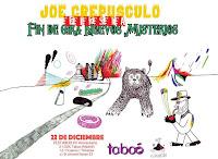 Concierto de Joe Crepúsculo y Tomasito en Sala Taboó
