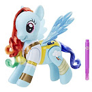 My Little Pony Flip & Whirl Pirate Rainbow Dash Rainbow Dash Brushable Pony