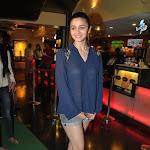 Bollywood Actress Alia Bhatt Exposing in Blue Shirt