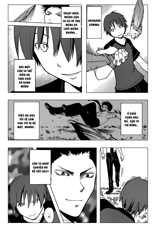 Ansatsu Kyoushitsu chap 38 trang 6