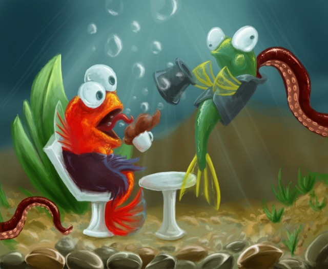 Desktop wallpapers - Crazy cartoon wallpaper ...