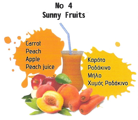 No 4 - Sunny Fruits