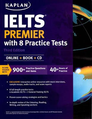 IELTS Premier with 8 Practice Tests