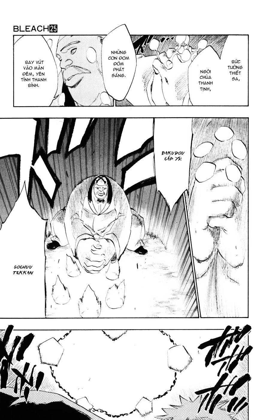 Bleach chapter 218 trang 6