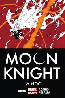 Moon Knight tom 3: W noc okładka