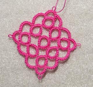 d3b1a518fa Stitches of Life II: Pink Square