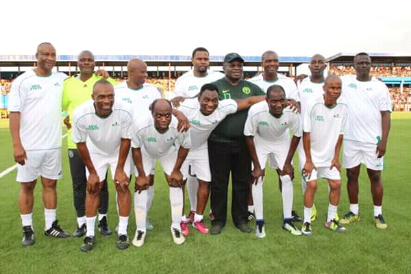 Celebrations as Enyimba Stadium re-opens in grand style