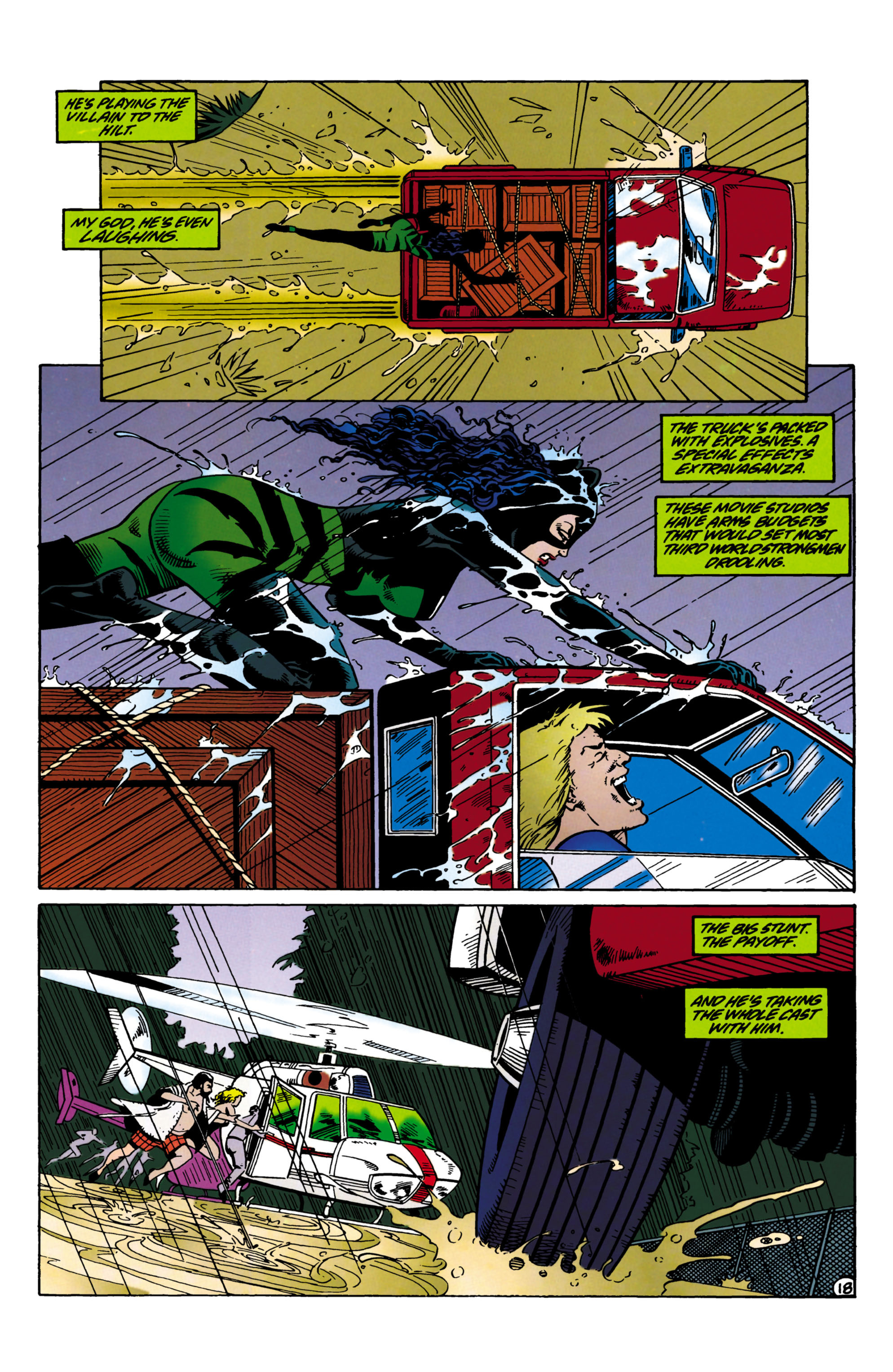 Catwoman (1993) Issue #21 #26 - English 18