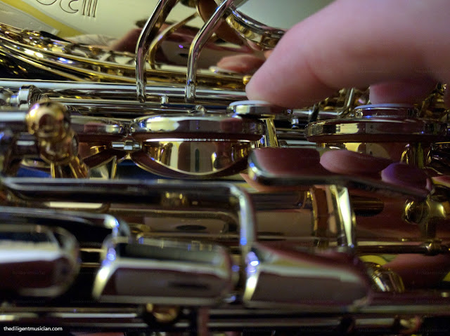 Selmer AS-400 Series Student Alto Saxophone Review Leak