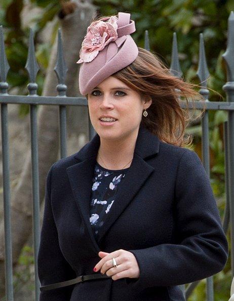 British Royal Family 7 - Eugenie Royal Wedding