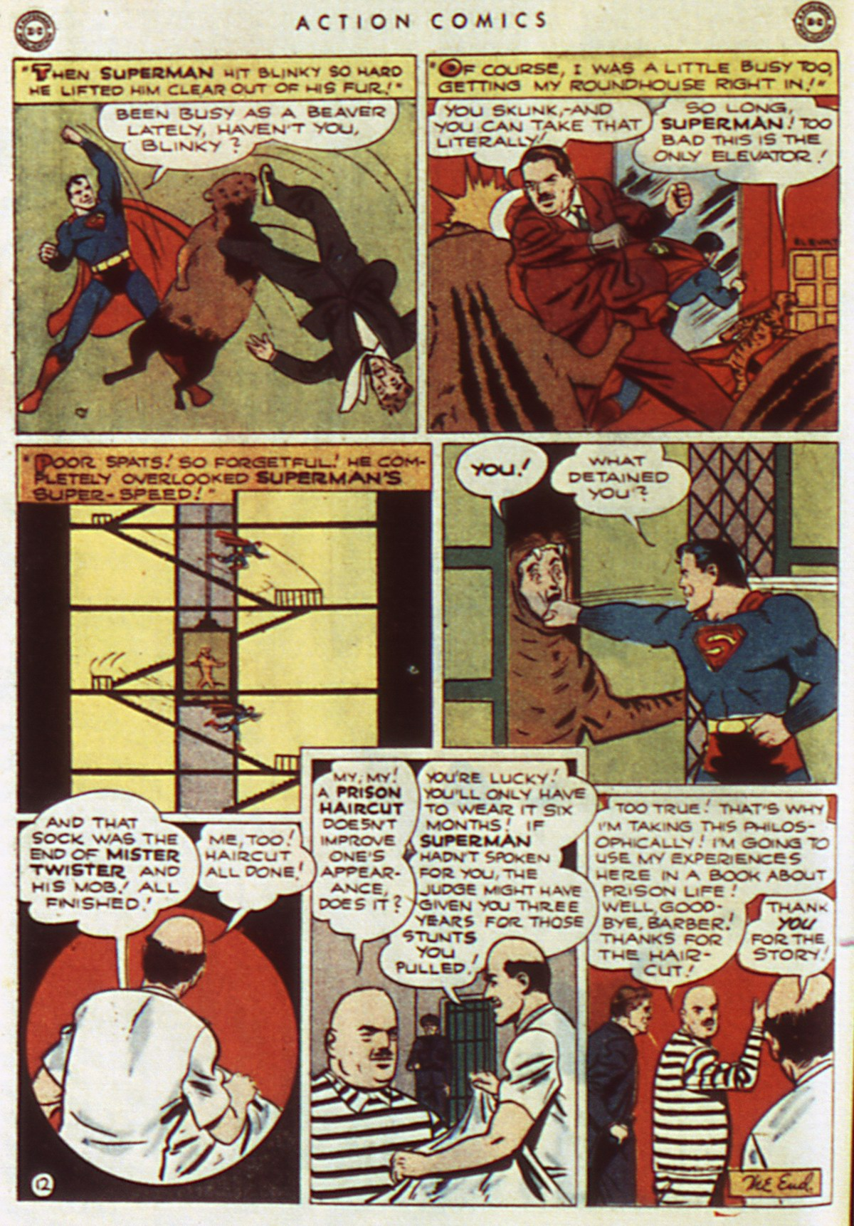 Read online Action Comics (1938) comic -  Issue #96 - 14