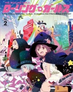Rolling Girls Chibi Rolling Girls Korokoro Gekijou Episode 4