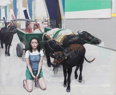 Feria (2014), Rossina Bossio