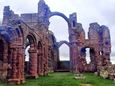 English Heritage Lindisfarne Priory