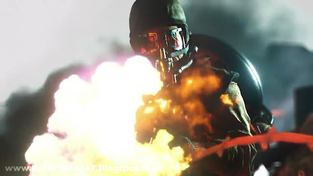 Battlefield 1 Flamethrowers