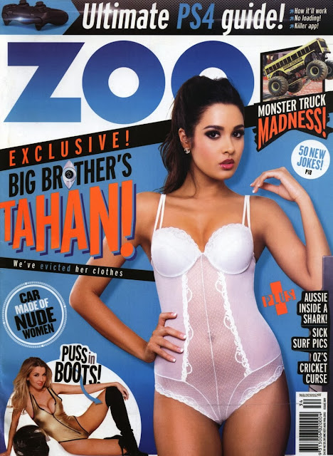 Zoo Magazine hook up