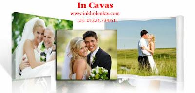 In Cavas ảnh cưới