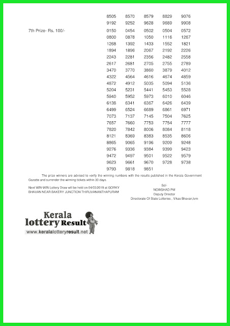 KERALA-LOTTERY-RESULTS-TODAY-25-02-2019-Win-Win-W-501