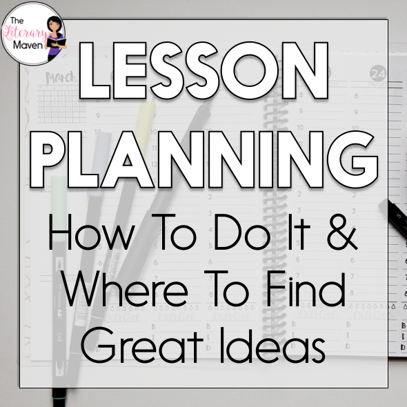 Lesson Planning: How To Do It & Where To Find Great Ideas