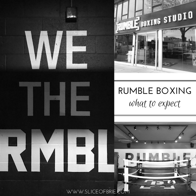 What to expect at Rumble Boxing Studio